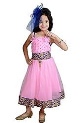Kokoberry Girls' Gown (RDB754202_Red_30)