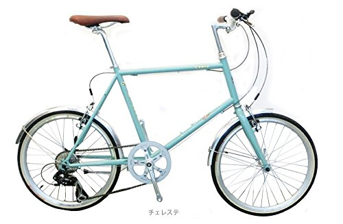 ビアンキ(BIANCHI) CYCLE 2016 MINIVELO-7 ミニベロバイク チェレステ 48