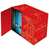 Harry Potter Box Set: The Complete Collection (Children's Hardback) by Rowling, J.K. (October 9, 2014) Hardcover