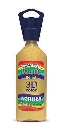 acrilex-35-ml-sollievo-dimensionale-vernice-metallizzata-oro