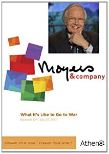 Moyers & Company: What It's Like to Go to War