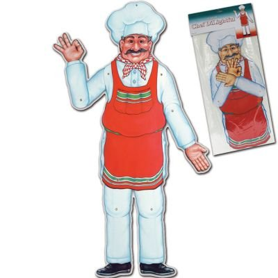 Jointed Chef DiLightful Party Accessory (1 count) (1/Pkg)