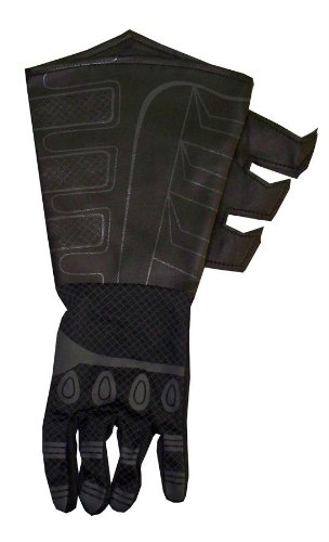 Costumes For All Occasions Ru2473 Batman Gloves Adult