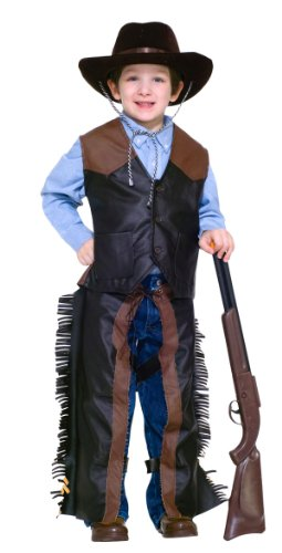 Kids Dress Up Cowboy Costume