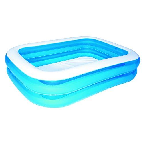 Bestway Toys Domestic Blue Rectangular Family Pool 79 X