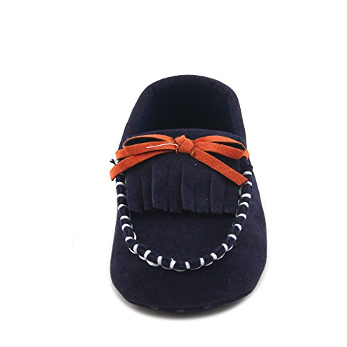 Baby Boys Shoes Moccasins Navy US 5 12 18 months