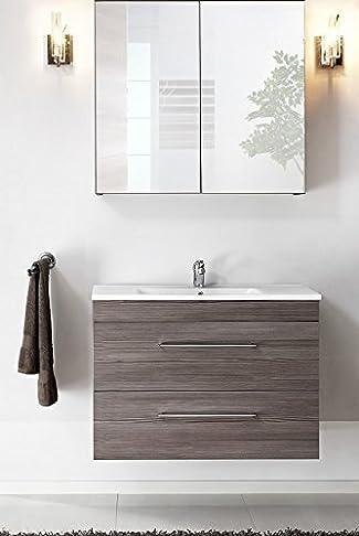 Cosmo S bagno Avola 60 cm con lavabo mobile da bagno Badmöbelset chiusura silenziosa