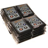 Ultra Pro Standard Size Deck Protectors - Magic Mana 3 All Symbol Pack