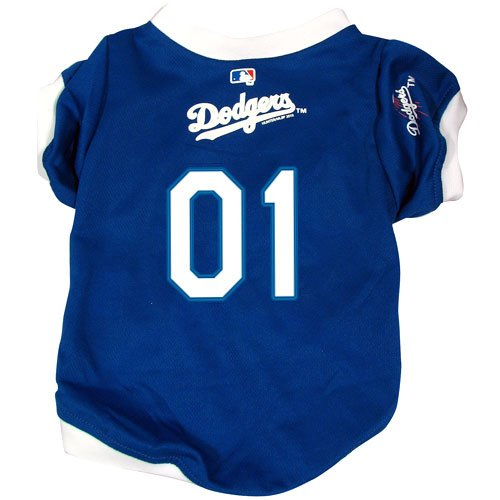 Hunter MFG Los Angeles Dodgers Dog Jersey, Medium at Amazon.com