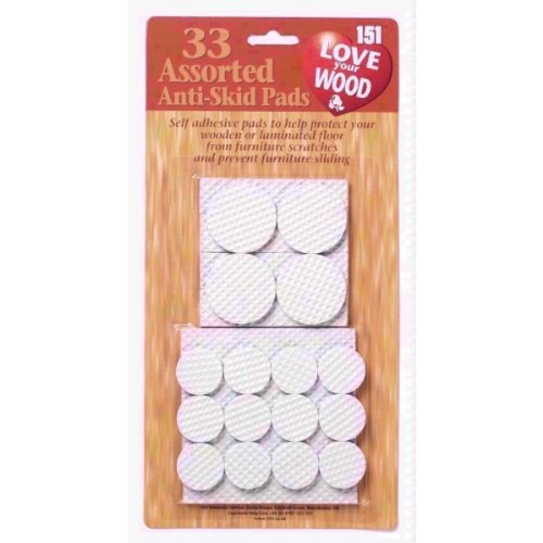 151-love-your-wood-33-assorted-anti-skid-pads