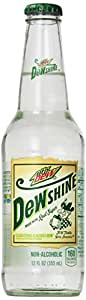 Dewshine Made with Real Sugar 4- 12 Oz. Bottles