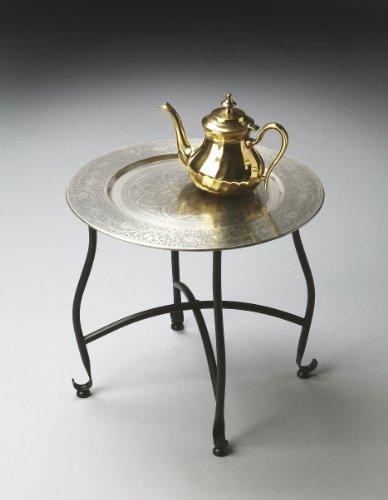 Butler Specialty Metalworks Moroccan Tray Table