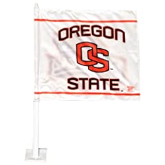 Buy NCAA Oregon State Beavers Car Flag by WinCraft