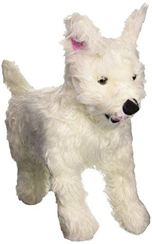 Melissa & Doug West Highland Terrier (Westie)  - Lifelike Stuffed Animal Dog