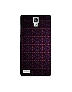 Xiaomi Redmi Note Prime ht003 (125) Mobile Case from Mott2 - Block Art Pattern (Limited Time Offers,Please Check the Details Below)