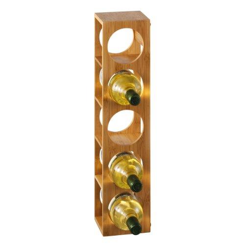Zeller-13565-Weinregal-135-x-125-x-53-cm-Bamboo