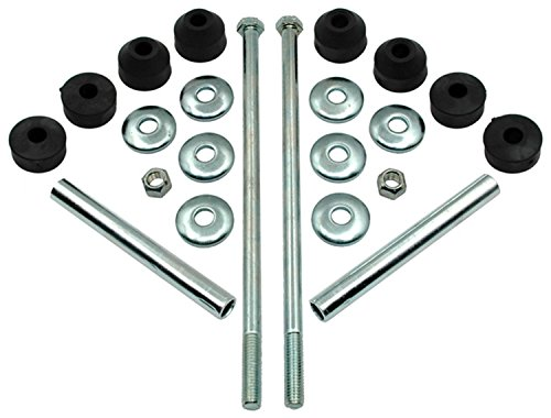 ACDelco 46G0012A Advantage Front Suspension Stabilizer Bar Link Kit with Hardware (Mustang Sway Bar compare prices)