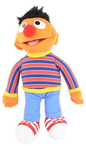 Etichette United 0800919 - figura Peluche Sesame Street Ernie, circa 30 cm