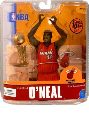 McFarlane: NBA Series 13 - Shaquille O'Neal
