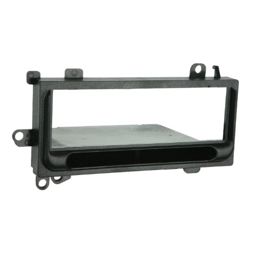 Metra 99-6000 Single DIN Installation Kit for 1974-2003 Chrysler, Dodge, Eagle, Jeep, and Plymouth Vehicles (Jeep Wrangler Accessories 99 compare prices)
