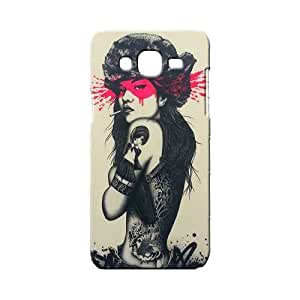 BLUEDIO Designer Printed Back case cover for Samsung Galaxy J1 ACE - G0272