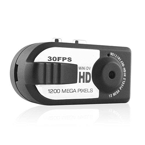 Toughsty™ 小型カメラ 動体検知   監視カメラ  動画、写真、録音対応