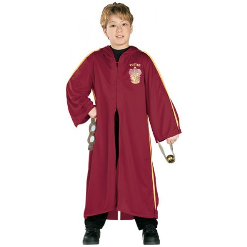 Quidditch Kit Costume Set - Medium