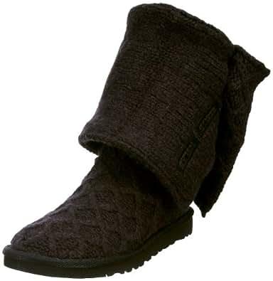 ugg australia women's w lattice cardy pull on boots