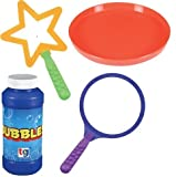 Toysmith Big Bubble Set [Toy]