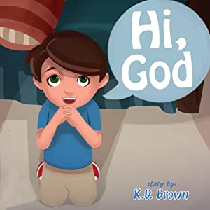 Hi, God Audiobook