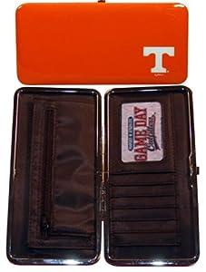 NCAA Tennessee Volunteers Ladies PVC Clutch Wallet