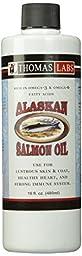 Thomas Laboratories Alaskan Salmon Oil, 16 Fluid Ounce