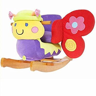 Rockabye Betty Butterfly Rocker