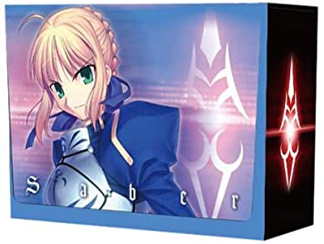 Character Deck Case Collection SP - Fate/stay night [Saber]