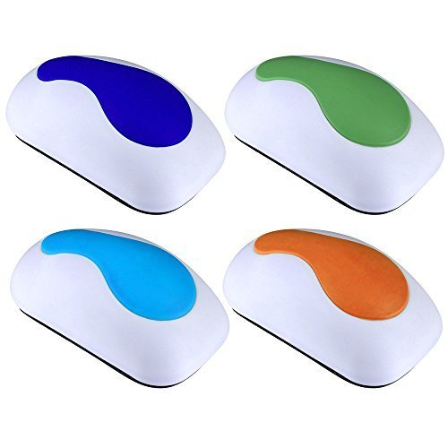 mudder-magnetic-whiteboard-eraser-in-mouse-shape-for-dry-erase-pens-and-markers-4-colors