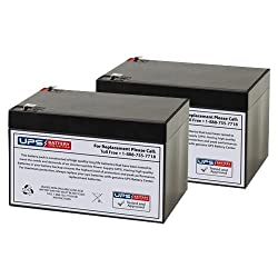 CPS1250 Fresh Stock Compatible Replacement Battery by UPS Battery Center