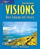 img - for Visions: Basic Language and Literacy book / textbook / text book