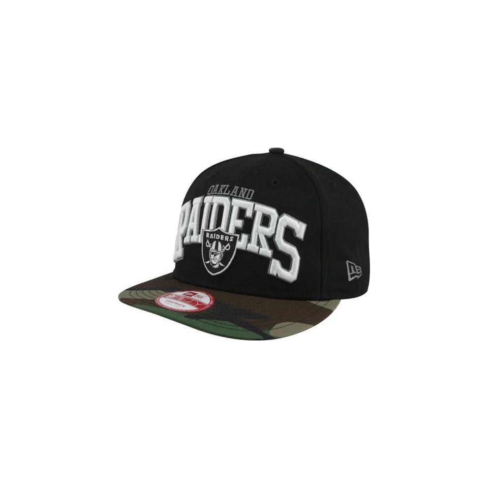 Oakland Raiders Gear  New Era Oakland Raiders Snapbackin