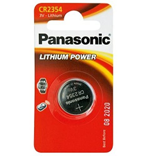 Panasonic CR2354 Lot de 2 piles bouton au lithium 3 V