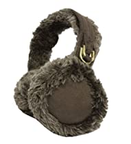 Brown Super Warm Faux Fur Ear Muffs
