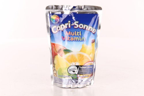 Capri Sonne Multivitamin - 10 x 200ml