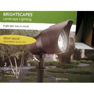 Click to buy Malibu Outdoor Lighting: Malibu Brightscapes Two Light Floodlight Kit from Amazon!