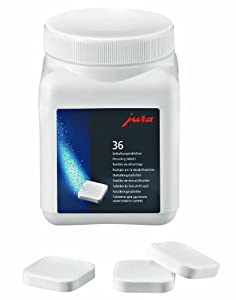 Jura Descaling tablets - 36 pieces 20% More! by Jura