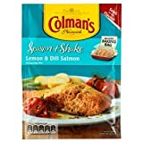COLMANS SEASON AND SHAKE LEMON AND DILL SAMON