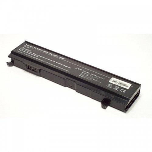 Batterie, Li-Ion, 10.8 V, 4400 mAh noir pour Toshiba Satellite A100 (psaa8u)