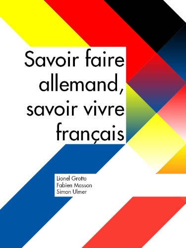 Couverture du livre Savoir-faire allemand, savoir-vivre français