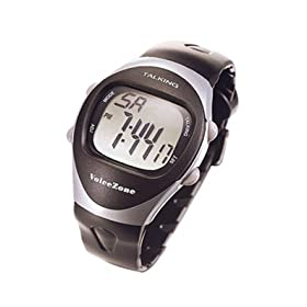 Ultmost WA-9910 Talking 4 Alarm Watch, Spanish