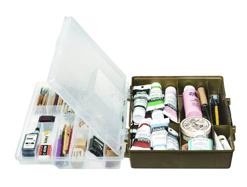 Cheapest Price! ArtBin Double Take Translucent Container