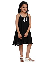 Oxolloxo Girls pleated dress