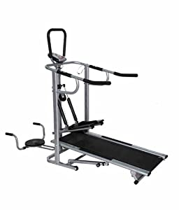 Manual Treadmill 4 In 1 available at Amazon for Rs.11500
